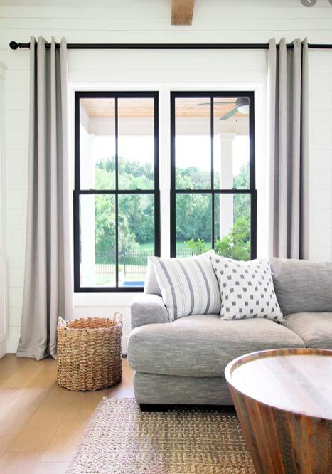 Piedmont Series Windows - Couch   Elite Windows